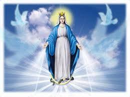 """مريم البريئة من الخطيئة """"الحبل بلا دنس"""""""