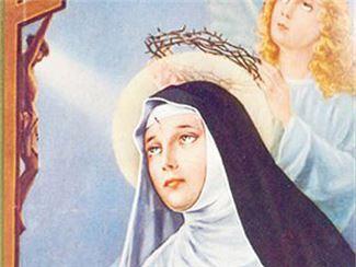 حياة القديسة ريتا شفيعة الأمور المستحيلة و المستعصية