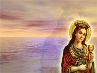 بربارة رسولة حرّية المعتقد والدين