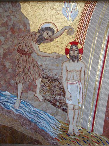 معمودية المسيح ومعموديتنا
