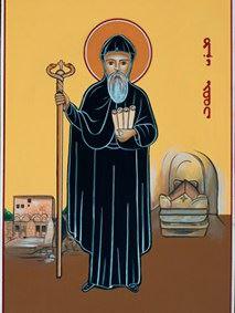القدّيس يعقوبُ القورُشيّ تلميذ مار مارون