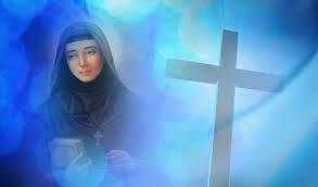 حياة القديسة رفقا