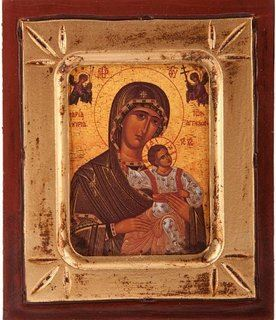 مريم في كتابات مار أفرام