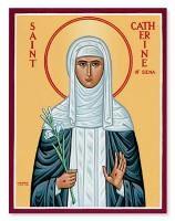من كتابات القديسة كاترينا السيانية البتول