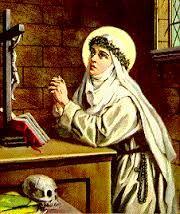 القدّيسة كاترينا السيانية