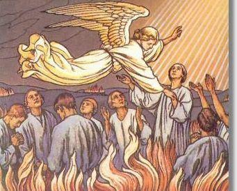 برهان على وجود المطهر من العهدين الجديد والقديم