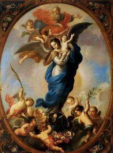 مريم نموذج الكنيسة