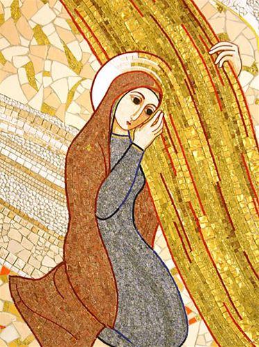 مريم المختارة من الله