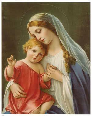 أمومة مريم الروحيّة