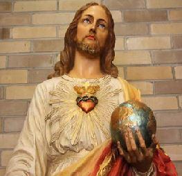 قلب يسوع بين اللّاهوت والناسوت