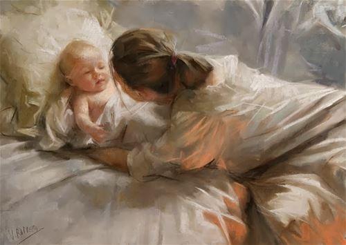 الله أمّ... أمومة الله