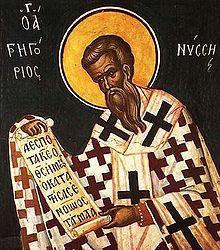 أبوة الله حسب القديس غريغوريوس النيصي