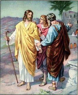 إعتلان سرّ المسيح للرسل