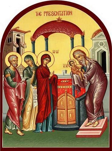 نبوءة سمعان واشتراك مريم في الفداء