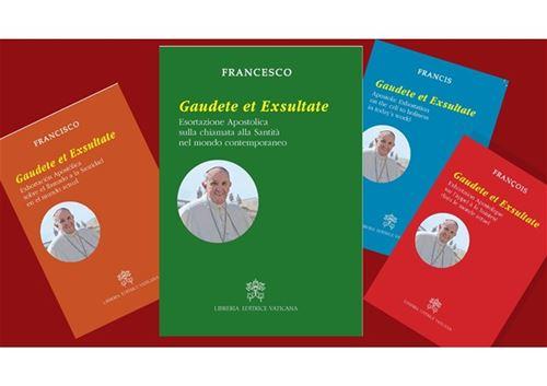 """الإرشاد الرسولي """" اِفَرحوا وابتَهِجوا"""" لقداسة البابا فرنسيس"""